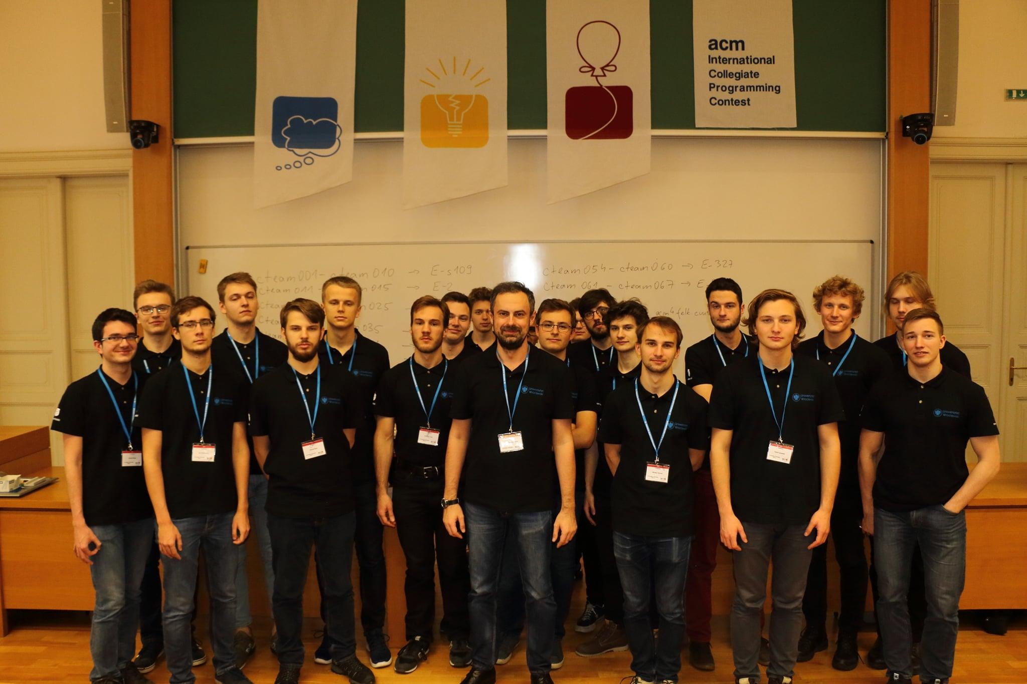 XIV LO - Najlepsi programiści świata 2021