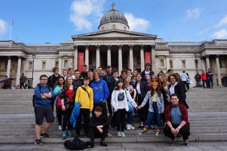 Warsztaty językowe w Londynie, Stratford-upon-Avon i Cambridge