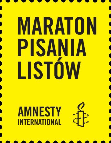 Weź udział w Maratonie Pisania Listów