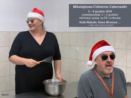 Mikołajkowa Cukiernia Czternastki - zapraszamy!