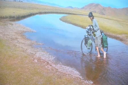 Rowerami przez Chiny, Mongolię i Stany Niezjednoczone, czyli 5289 kilometrów przez Azję Centralną