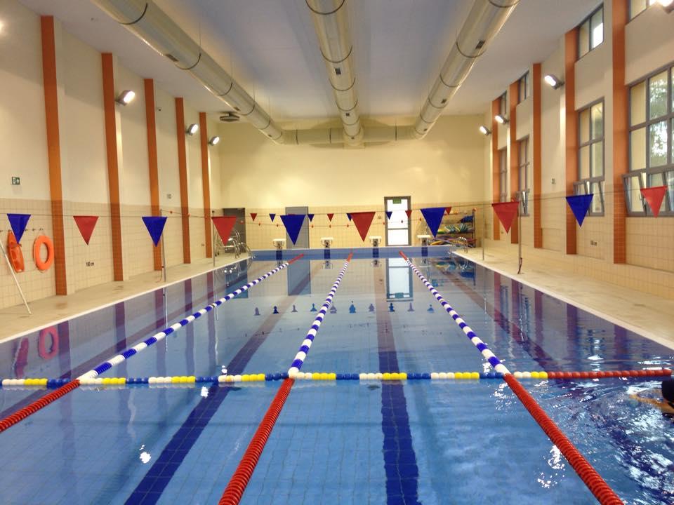 Odwołane zajęcia na basenie