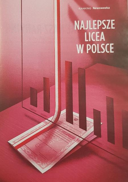LO XIV zajęło IV miejsce w Polsce w rankingu