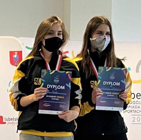 Weronika Głowacka mistrzynią Polski w brydżu sportowym