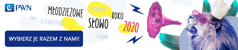Młodzieżowe Słowo Roku 2020 plebiscyt PWN