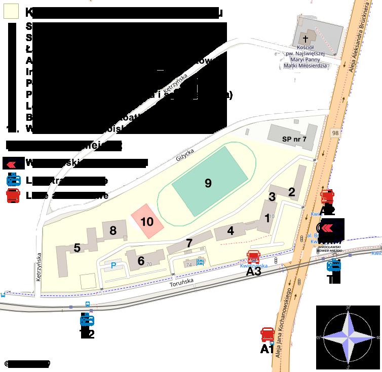 Lokalizacja i dojazd