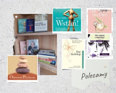 Książki psychologiczne warte przyczytania