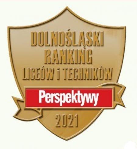 Czternastka ponownie na pierwszym miejscu Dolnośląskiego Rankingu Perspektyw