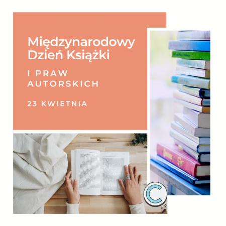 Światowy Dzień Książek i Praw Autorskich
