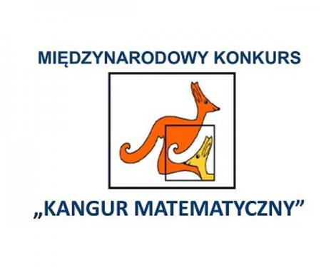 Sukcesy naszych reprezentantów w konkursie Kangur Matematyczny
