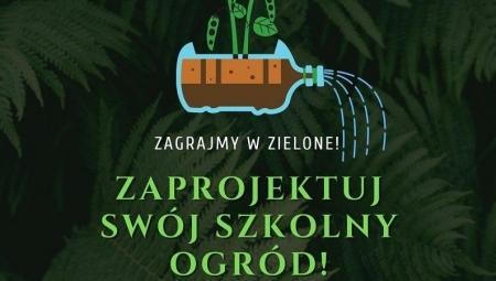 Zwycięstwo drużyny Zielonej Czternastki w konkursie Zielone Szkoły