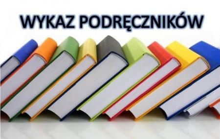 Wykaz podręczników na rok szkolny 2021/2022