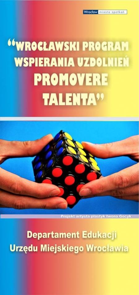 ''Promovere Talenta'' - stypendyści z LO XIV