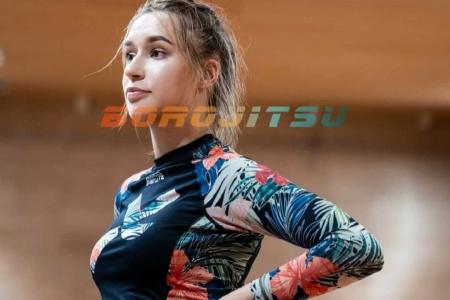 Julia Wójcicka mistrzynią Polski No Gi Jiu Jiutsu